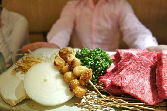 Dadam: BBQ spread