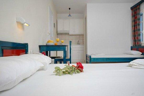 Fanis Hotel : Room