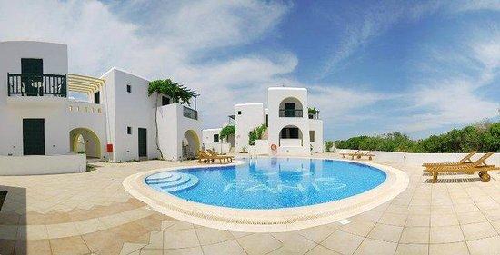 Fanis Hotel : Pool