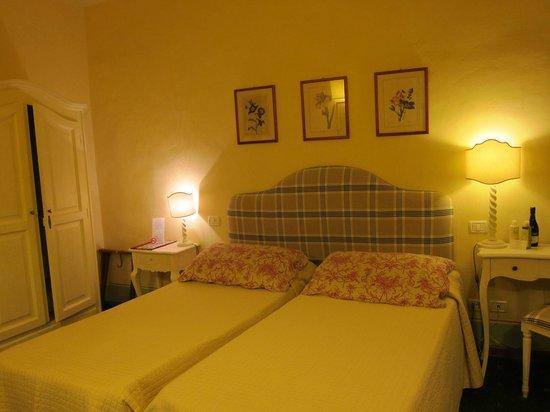 Relais Uffizi: Annex room