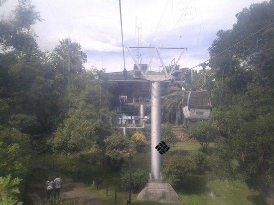 Salta Tram (Teleferico) : subiendo