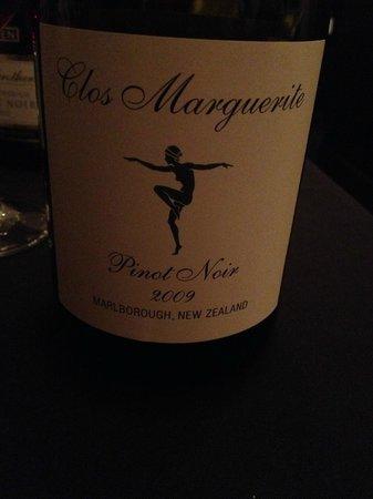 Pinot Plus: Clos marguerite