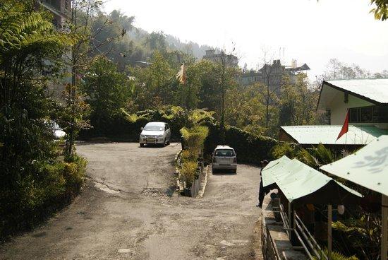 Summit Norling Resort & Spa: Front