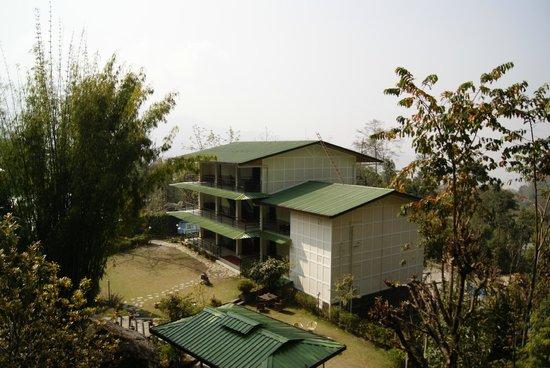 Summit Norling Resort & Spa: Central garden