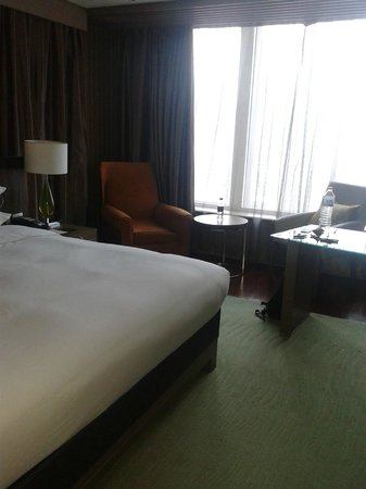 Sofitel Bangkok Sukhumvit : Room area with Double bed ( Room Fit for couple )