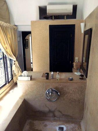 Riad Bamboo: Chambre Valentin