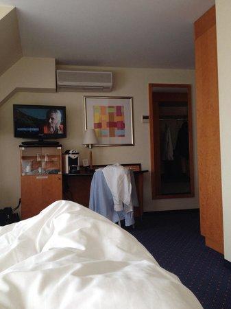 Hotel Löwen am See Zug: Room overview