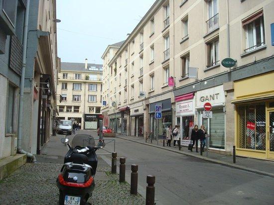 Mercure Rouen Centre Cathedrale Hotel : MercureStreetView