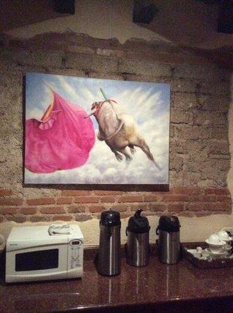 Hotel Lo De Bernal: la cucina