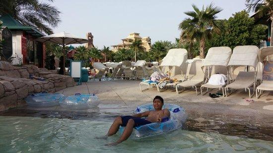 Le parc aquatique Aquaventure d'tlantis Paradise Island : one of the beach