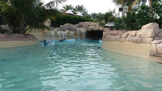 Le parc aquatique Aquaventure d'tlantis Paradise Island : lazy river