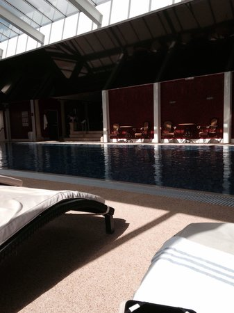 Parsonage Hotel & Spa: The cloisters spa