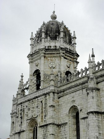 Jeronimos Monastery: particolare