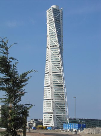 HSB Turning Torso: Tower