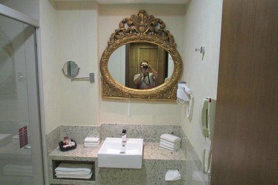 BEST WESTERN PREMIER Majestic: Ótimo banheiro