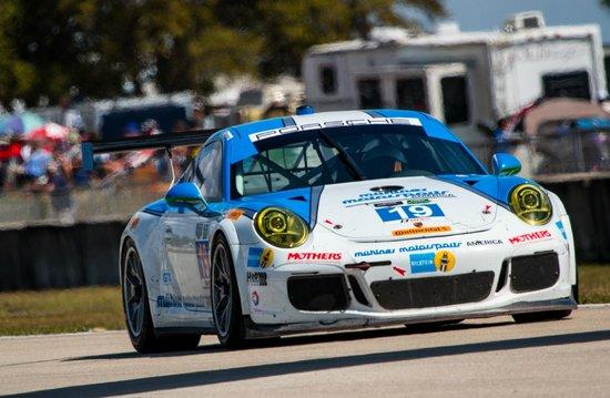 Sebring International Raceway: Correct line