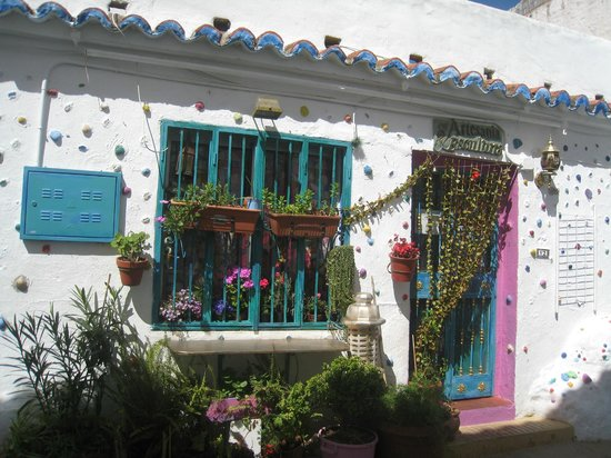 Benalmadena Pueblo (The Old Village) : House in the old town