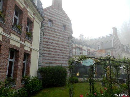 Le Chateau de Beaulieu: restaurant Meurin & Jardin d'Alice
