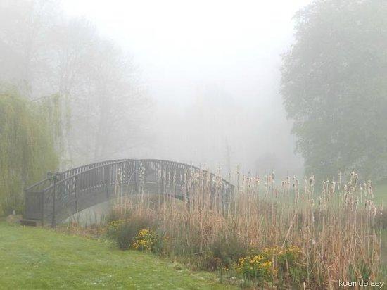 Le Chateau de Beaulieu: park en tuin