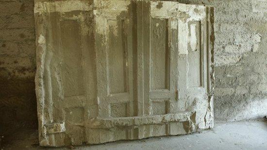 Scavi di Oplontis : Wooden Doors at Oplontis