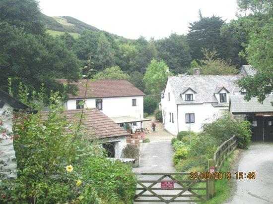 Chambercombe Manor : Chambercombe 1