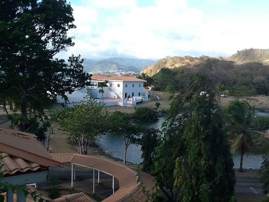 Grenadian by Rex Resorts: View from our balcony