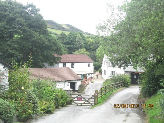 Chambercombe Manor : Chambercombe 4