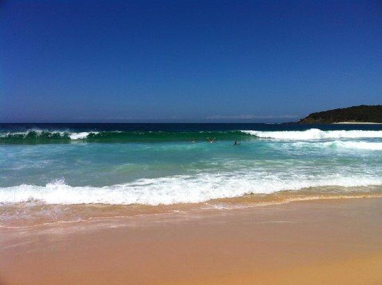 Boomerang Beach: It doesn't get better