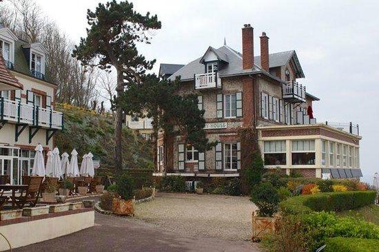 Hotel Dormy House : was fürs Auge -die gepflegte Hotelanlage
