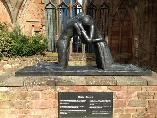 Coventry Cathedral: Reconciliation and hope