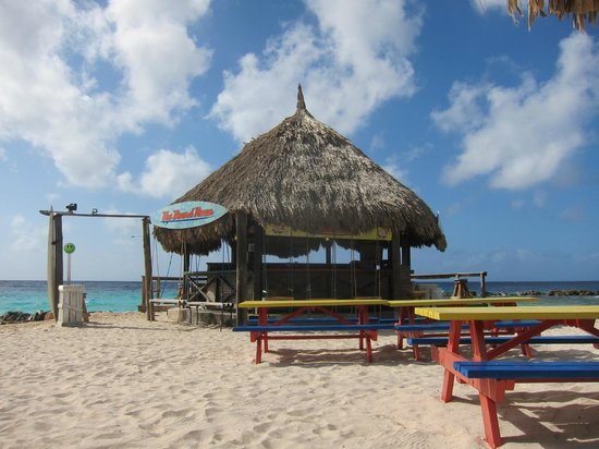 Curacao Marriott Beach Resort & Emerald Casino: great coctails!