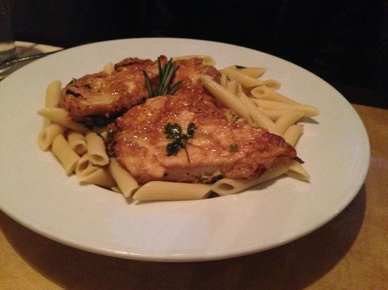 Roma Ristorante - Allentown : Chicken Francaise