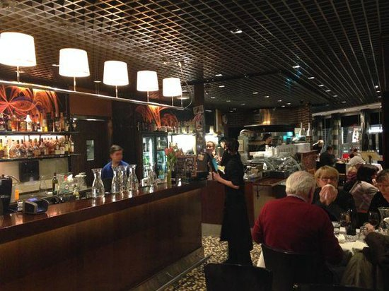 localização - kuva: Leonardo Cafe & Bistro, Helsinki - TripAdvisor