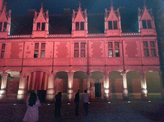 Chateau Royal de Blois: Impactante