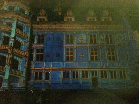 Chateau Royal de Blois: Nos encanto