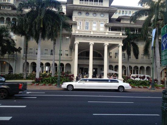 Aston Waikiki Beach Hotel: Moana Surfrider