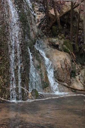 Casa Etxalde: cascadas cercanas