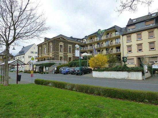 Weinhotel St. Stephanus: Blick auf das Gebäude