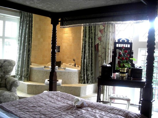Langtry Manor Hotel: Lilly Langtry Suite
