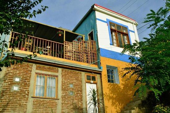 La Posada de Maria: View from the street