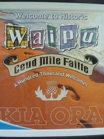 Waipu Museum: Waipu Scottisj Welcome II