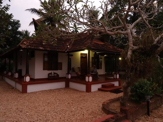 Philipkutty's Farm: One of the cottages