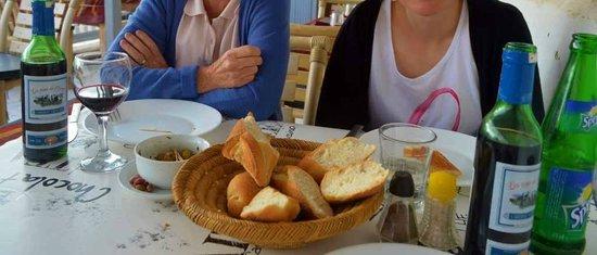 El Khaima: Lunch