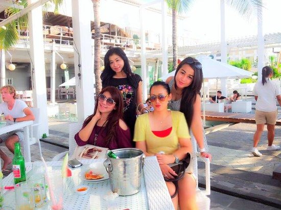 Oceans27 Bali : Nice place to hang out..