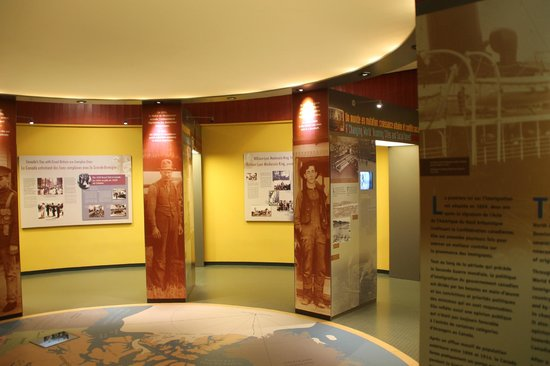 Centre Juno Beach : Le Canada des années 30 - la crise