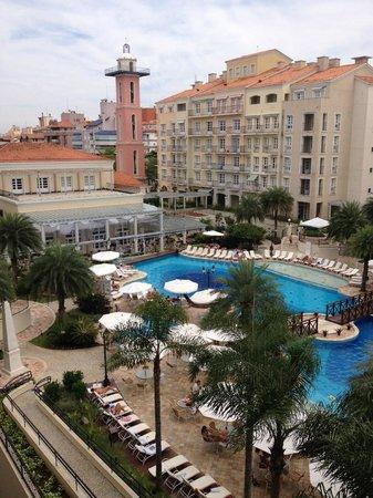 Il Campanario Villaggio Resort: Área da piscina