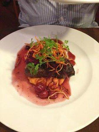 Hotel Les Cimes : food