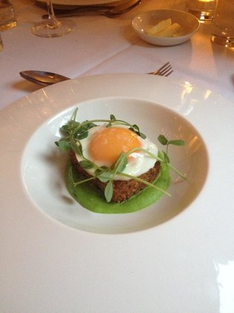 Blakes Restaurant: hamhock croquette