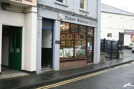 Tommy Workman Gallery