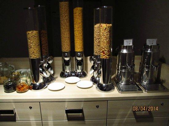 Pullman Munich: esmorzar